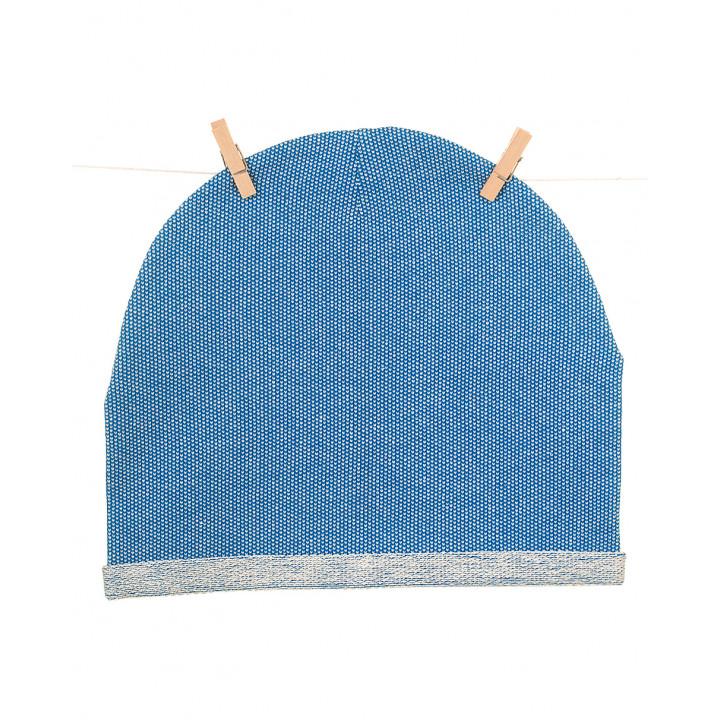 Детская шапочка SHP002 синяя