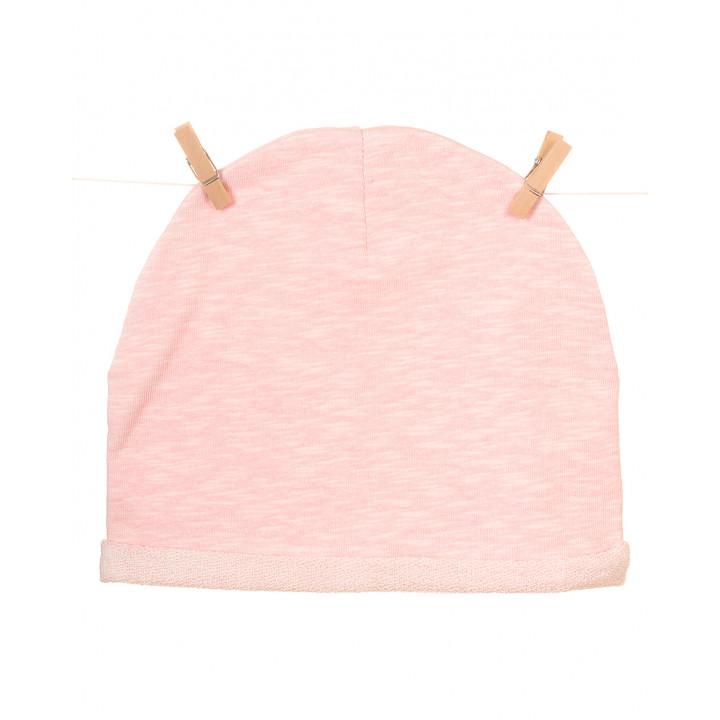 Детская шапочка SHP002 нежно-розовая