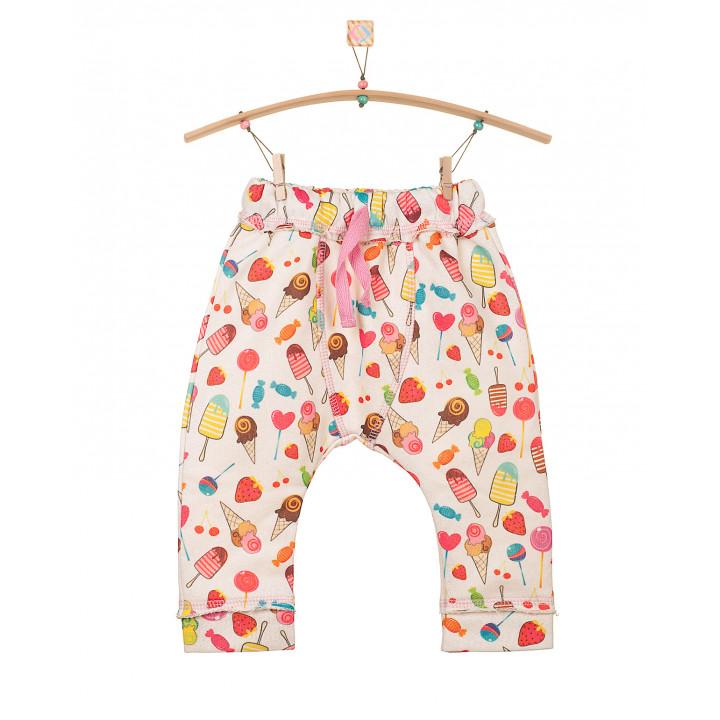 Детские штаны (конфеты) SHT001-3Pkonf