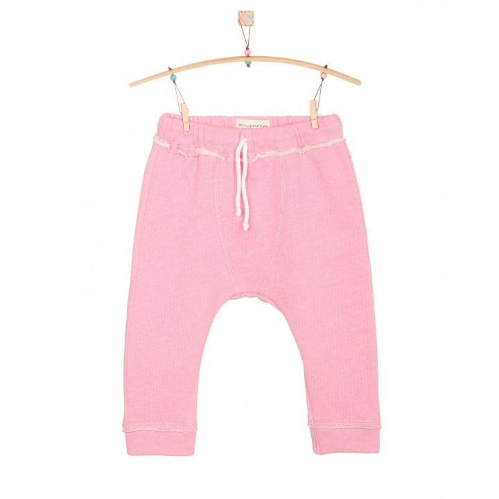 Детские штаны SHT001 розовые