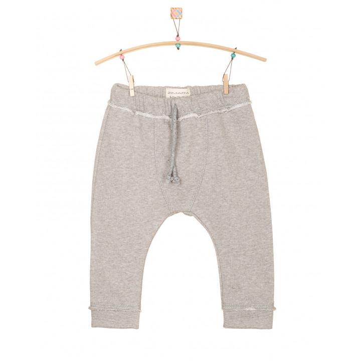 Детские штаны SHT001 серо-бежевые