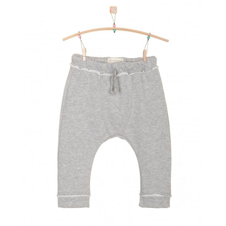 Детские штаны SHT001 серый меланж