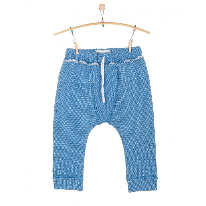 Детские штаны SHT001 синие