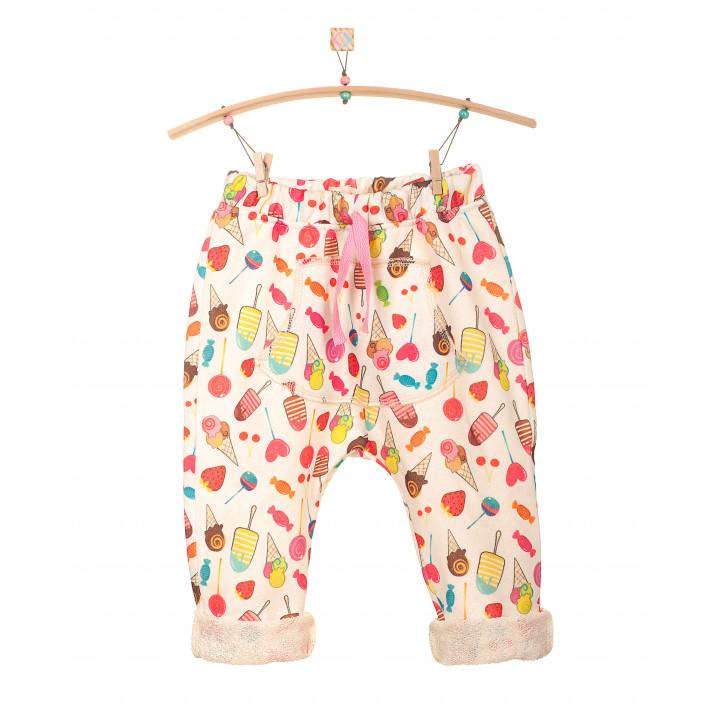 Детские штаны (конфеты) с кармашком SHT002-3Pkonf