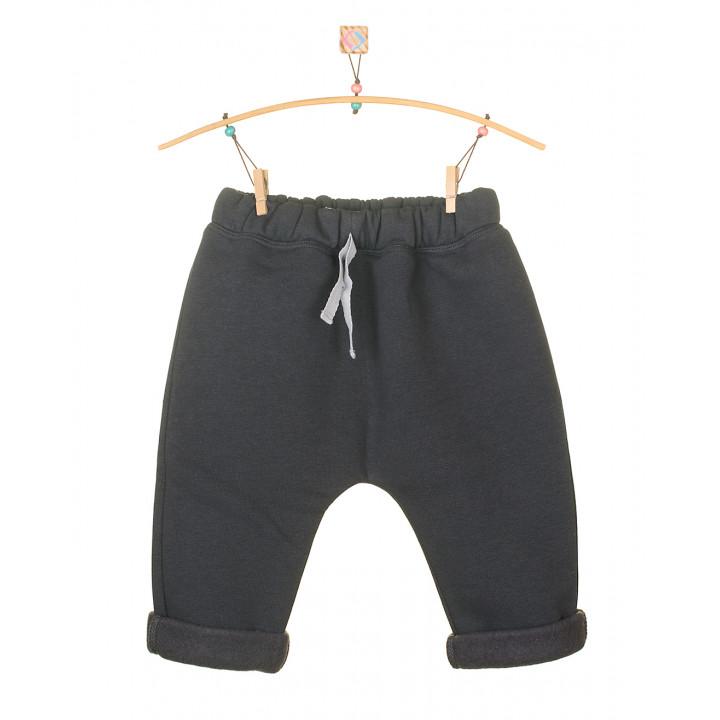 Детские штаны графит с начесом SHT004-3Ngraf